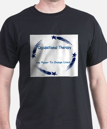 Occupational Therapy: The Pow T-Shirt
