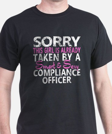 Sorry This Girl Is Already Taken By A Smar T-Shirt