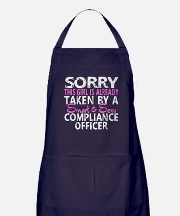 Sorry This Girl Is Already Taken By A Apron (dark)