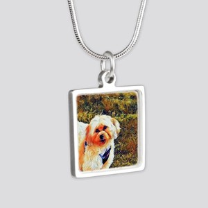 Copper the Morkie Necklaces