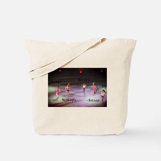 Unique Simone Tote Bag