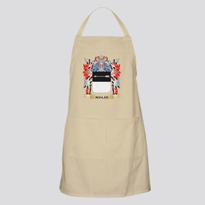 Maslen Coat of Arms - Family Crest Apron