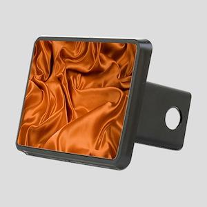 Copper Satin Pattern Rectangular Hitch Cover