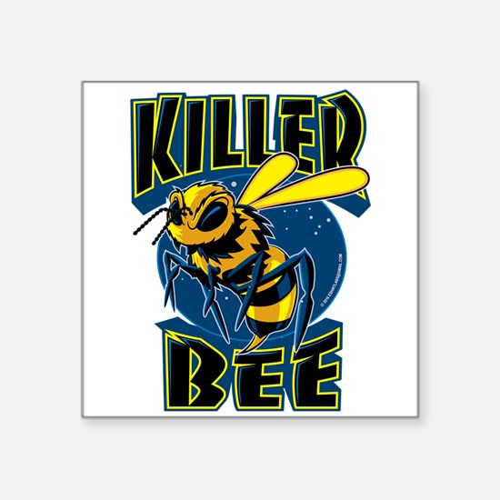 Killer Bee Sticker