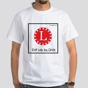 Knit with the Circle T-Shirt