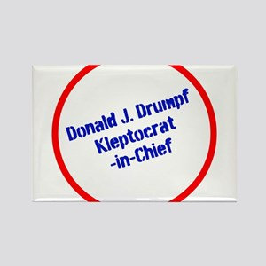 Drumpf--Kleptocrat-in-Chief Magnets