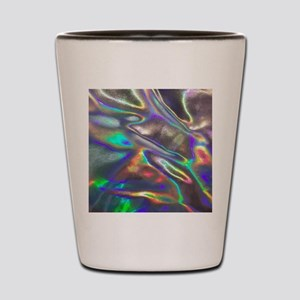 holographic Shot Glass