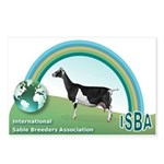 ISBA Logo Postcards (Package of 8)