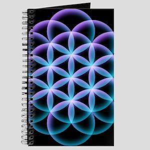 Flower of Life Mandala Journal