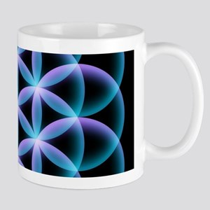 Flower of Life Mandala Mugs