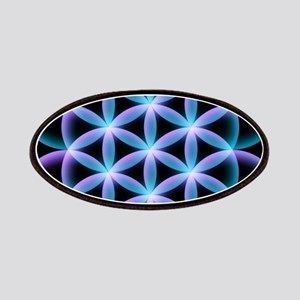 Flower of Life Mandala Patch
