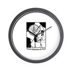 Cercle Holmesien De Paris Wall Clock