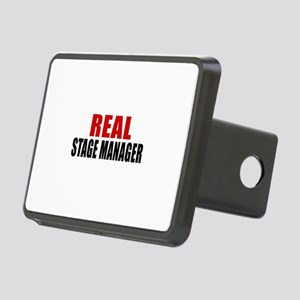 Real Stage Manager Rectangular Hitch Cover