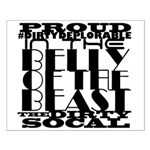 Proud Deplorable in the Belly of the Beast Posters