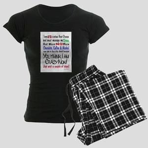 Atrial Fib you think I am crazy now Pajamas