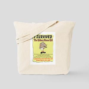 Kidney Stone Tote Bag