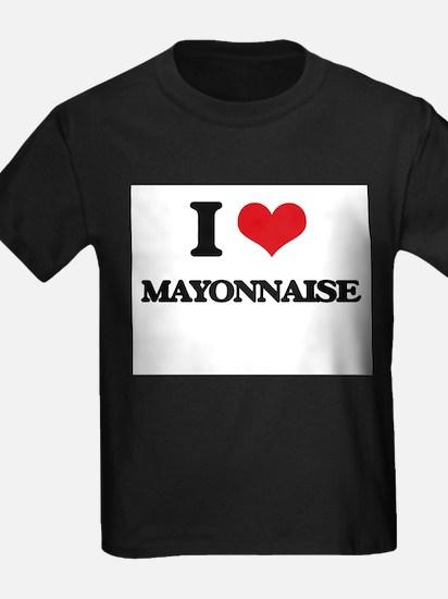 I Love Mayonnaise T-Shirt