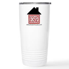Diedinhouse Logo Travel Mug