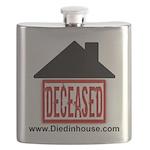 Diedinhouse Logo Flask