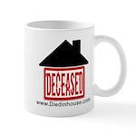 Diedinhouse Logo Mugs
