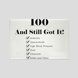 100 Still Got It 1C Magnets