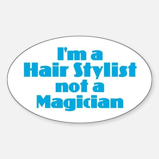 Hair Stylist Decal