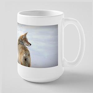 Coyote Large Coffee Mug Mugs