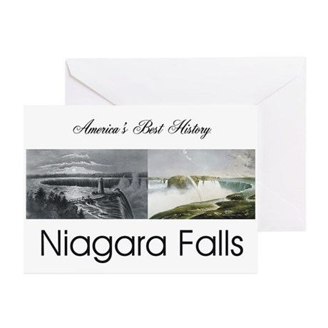 ABH Niagara Falls Greeting Cards (Pk of 20)