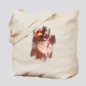 The Star (Dancer on the Stage) by Edgar D Tote Bag