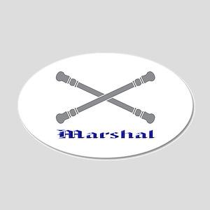 Marshal Wall Decal