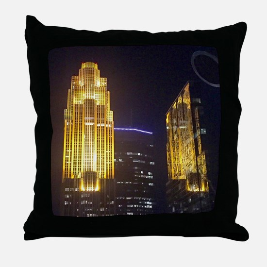 Cool Minneapolis Throw Pillow