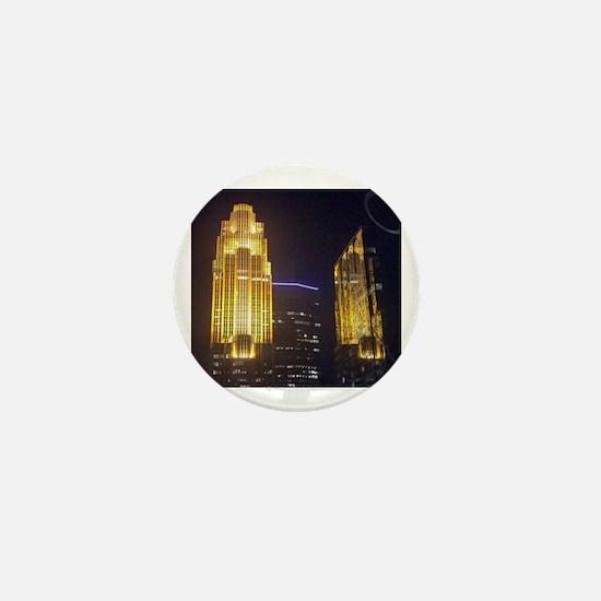 Cool Minneapolis Mini Button