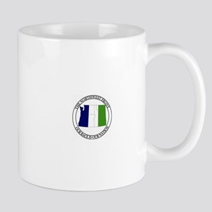 NF with Tricolr Banner Mugs