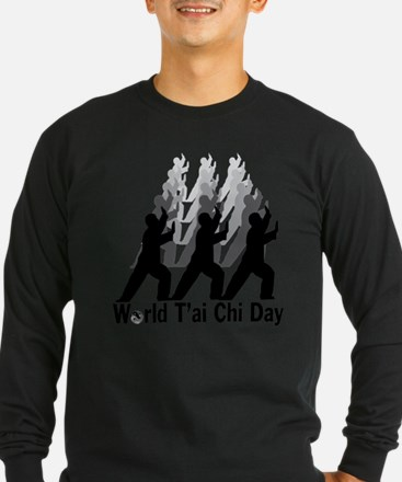 TaiChiDayBK Long Sleeve T-Shirt