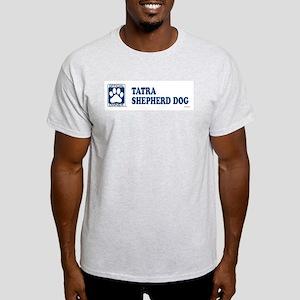 TATRA SHEPHERD DOG Light T-Shirt