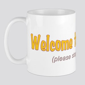 Welcome To Berkeley Mug