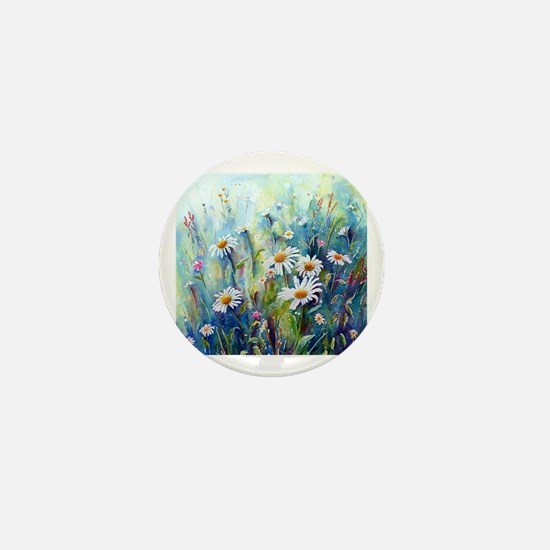 Cute Meadow Mini Button
