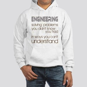 Engineering Solving Problems Sweatshirt