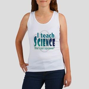 I teach Science Tank Top