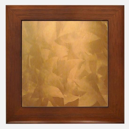 Cute Copper Framed Tile