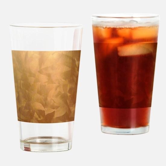 Cute Copper Drinking Glass