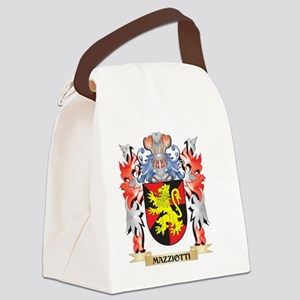 Mazziotti Coat of Arms - Family C Canvas Lunch Bag