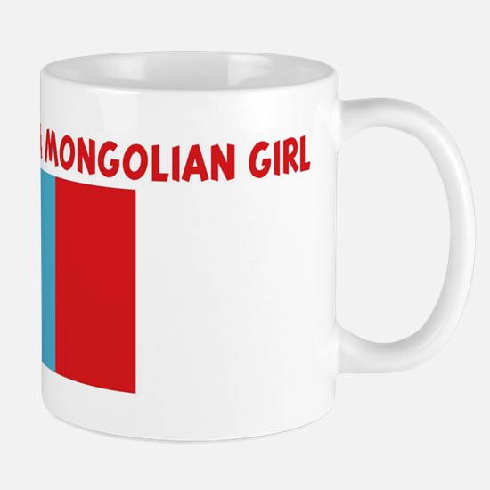 EVERYONE LOVES A MONGOLIAN GI Mug