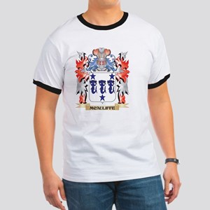 Mcauliffe Coat of Arms - Family Crest T-Shirt