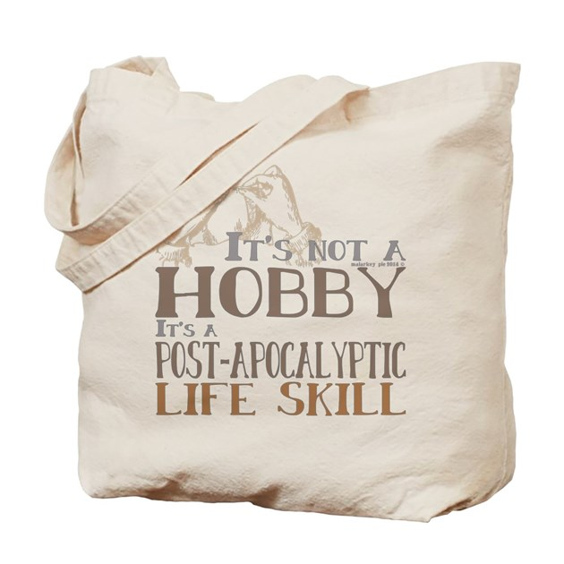Funny Craft Its not a hobby Tote Bag by Admin_CP4273341