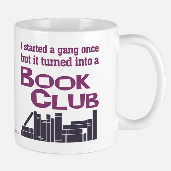 Book Club Gang Mugs