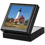 Au Sable Point Lighthouse Keepsake Box