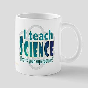 I teach science Mugs