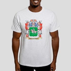 Mccaffrey Coat of Arms - Family Crest T-Shirt
