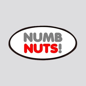 NUMB NUTS! Patch